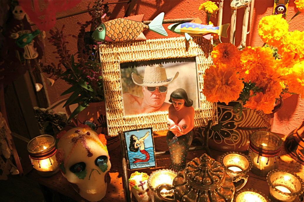 day of the Dead altar favorite things