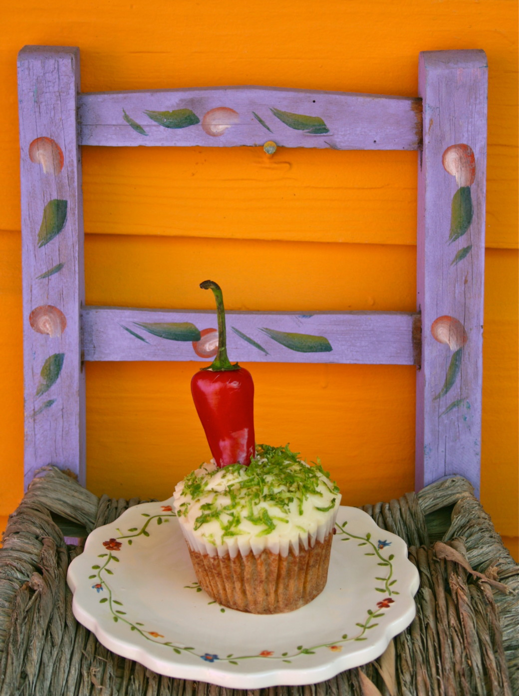 spicy carrot cake jalapeno tequila frosting easter